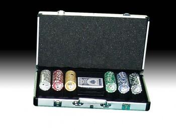 Poker v kufríku